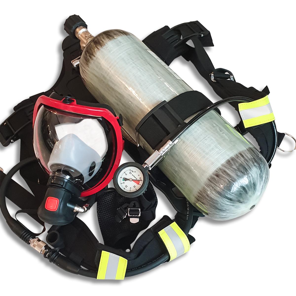 Butelie aparat de respirat din compozit 6,8 litri