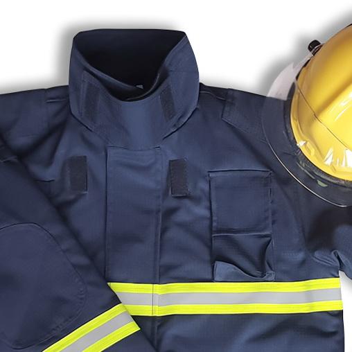 Echipament protecție NOMEX Servant Pompier SPSU