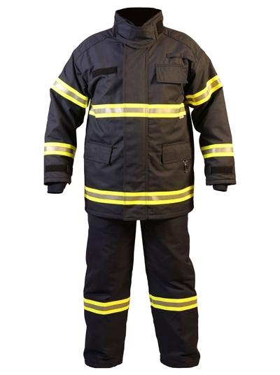 Costum pompieri nomex